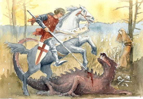 St George watwr Color