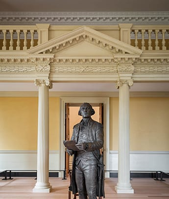 Maryland State House Old Senate Chamber