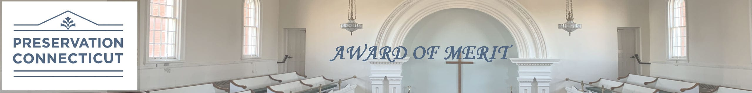 Preservation CT Award-First Congregational Church of West Haven