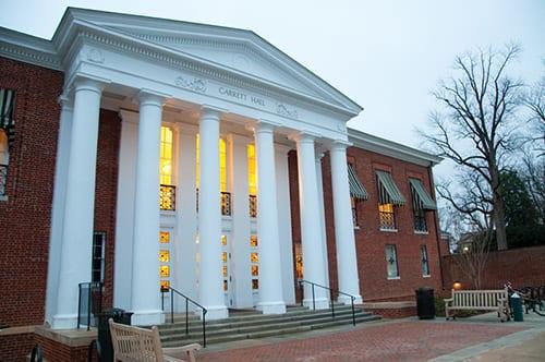 University of Virginia Neoclassical Architecture