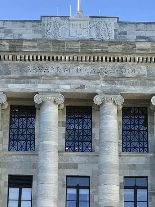 Harvard Neoclassical Architecture