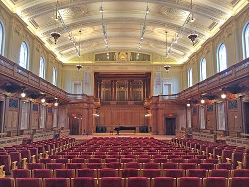 Williams College Neoclassical Architecture