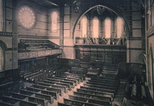 Battell Chapel, Yale University -Victorian Gothic