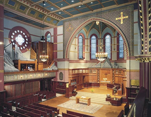 Battell Chapel, Yale University