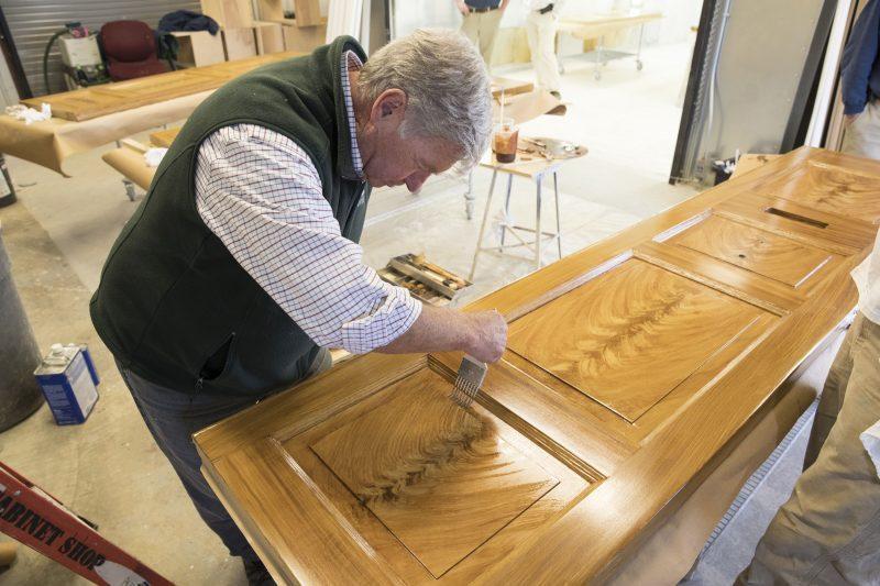 Woodgraining