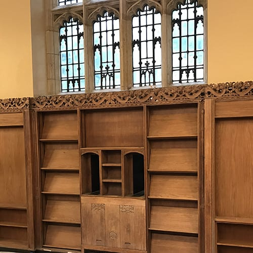 The Digital Humanities Lab Sterling Memorial Library, Yale University