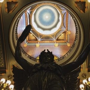 CT Capitol Dome