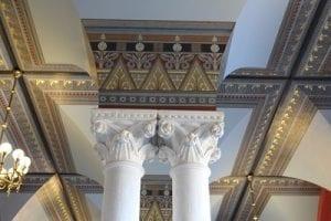 Ct state capitol - public spaces