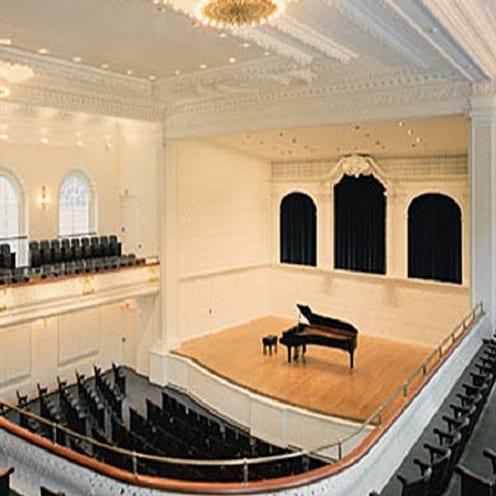 Yale Sprague Hall