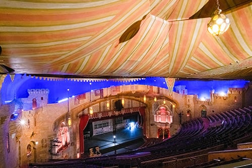 Fox Theatre Completed