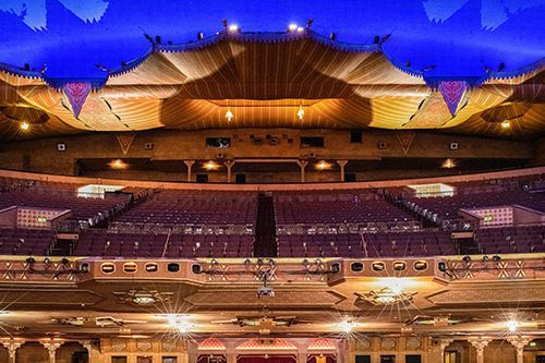 Fox Theatre Completed Cleaning & Restoration