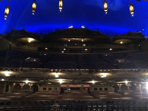Fox Theatre Before