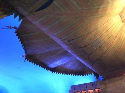 Fox Theatre Canopy Before