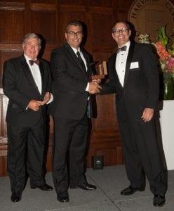 2017 Bulfinch Award, ICAA New England Region Saint Patrick's Church, Lowell, MA