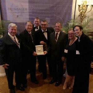 2018 Trumbauer Award given by the Philadelphia ICAA Chapter Luzerne County Courthouse, Wilkes-Barre, PA