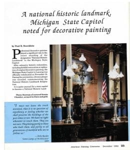 American Painting Contractor Magazine