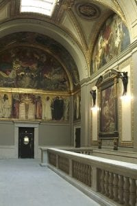 Boston Public Library- Sargent Gallery