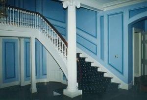 CT Gov Mansion foyer
