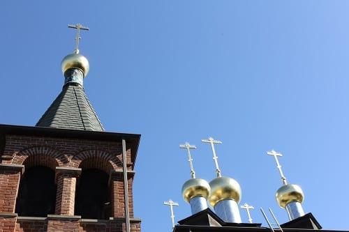 St. Panteleimon St. Panteleimon Church Gilding Complete