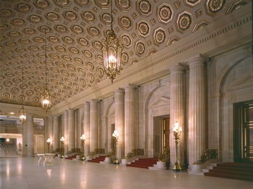 SF Opera House - Grand Lobby Complete
