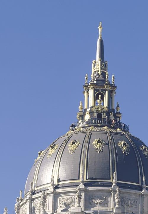 SF City Hall Dome