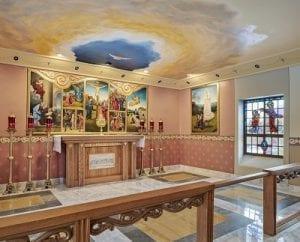SaintTeresa Our Lady of Fatima Chapel