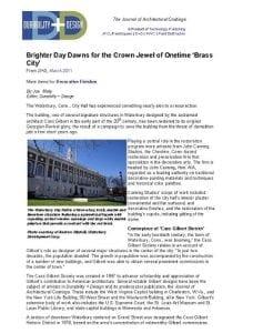 Waterbury City Hall - Durability & Design