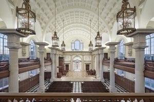 Christ Chapel by Duncan G. Stroik Architect