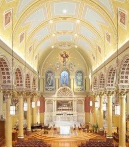 St. Cecilia Church, Boston, MA