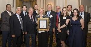 2017 Preservation Massachusetts Tsongas Award Gordon Hall, Harvard Medical School, Boston, MA