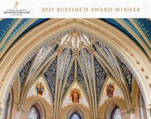 2021 bulfinch award