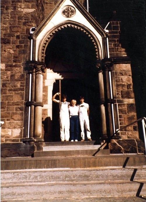 Yale - Battle Chapel