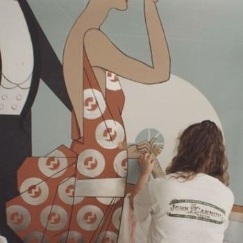 Kentsdale Designer Showhouse Mural
