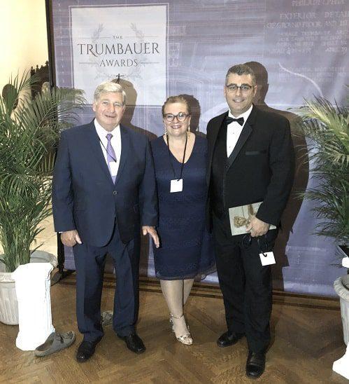 2018 Trumbauer Awards