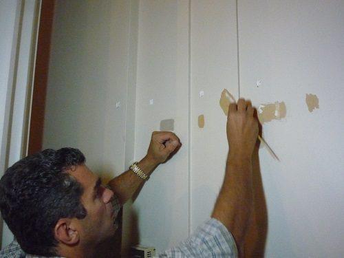 Paint Investigation