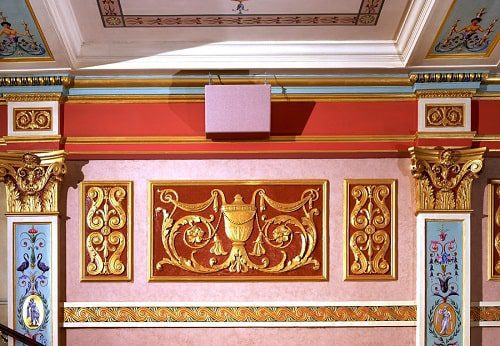 Wall Decorative Finishes After