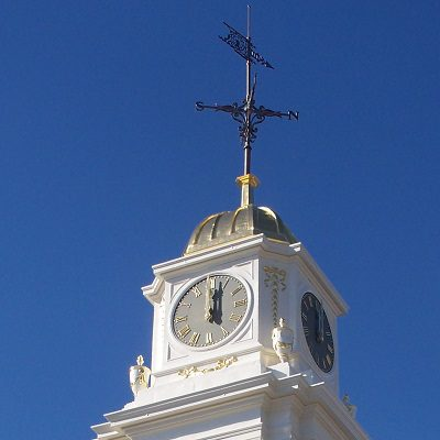 Waterbury City Hall Dome/Tower