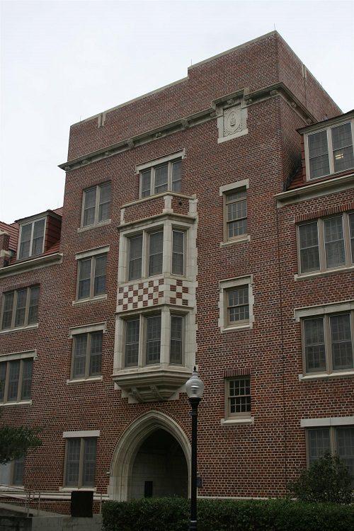 UF Historic Building Fletcher Hall